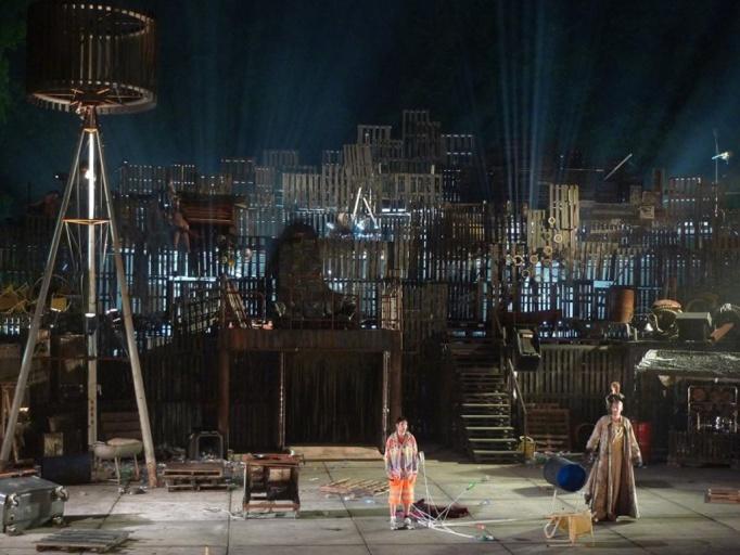2009 Bouw van 'De Storm' voor Het Amsterdamse Bostheater_2