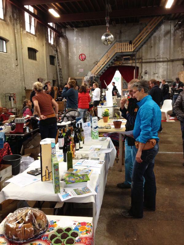 wijntafel publiek